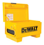 DWJB1332 HEAVY-DUTY JOBSITE STORAGE CHEST