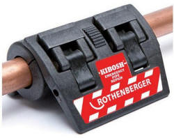 Rothenberger KIBOSH 80007 Emergency pipe repair system at CMS Industrial Equipment