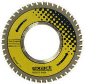 Exact Cermet 140 Blade at CSC Industrial Corp.