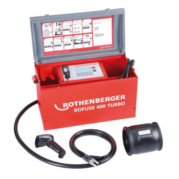 Rothenberger ROFUSE 400 Turbo at  www.cmstools.us