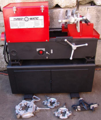 Refurbished Rothenberger Collins 33A Pipe Threader at www.cmstools.us